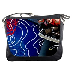 Panic! At The Disco Released Death Of A Bachelor Messenger Bags