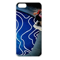 Panic! At The Disco Released Death Of A Bachelor Apple iPhone 5 Seamless Case (White)