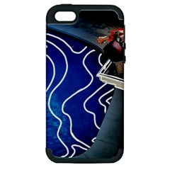 Panic! At The Disco Released Death Of A Bachelor Apple iPhone 5 Hardshell Case (PC+Silicone)
