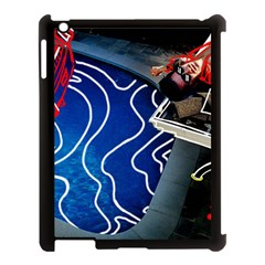 Panic! At The Disco Released Death Of A Bachelor Apple iPad 3/4 Case (Black)