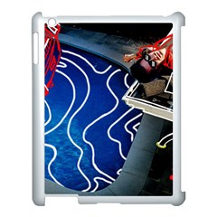 Panic! At The Disco Released Death Of A Bachelor Apple iPad 3/4 Case (White)
