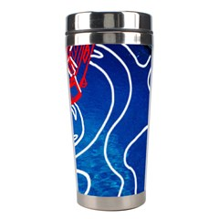 Panic! At The Disco Released Death Of A Bachelor Stainless Steel Travel Tumblers