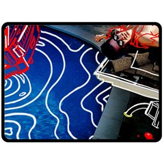 Panic! At The Disco Released Death Of A Bachelor Double Sided Fleece Blanket (large)