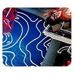 Panic! At The Disco Released Death Of A Bachelor Double Sided Flano Blanket (Small)  50 x40 Blanket Back