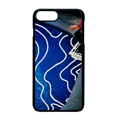 Panic! At The Disco Released Death Of A Bachelor Apple iPhone 7 Plus Seamless Case (Black)