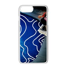 Panic! At The Disco Released Death Of A Bachelor Apple iPhone 7 Plus White Seamless Case