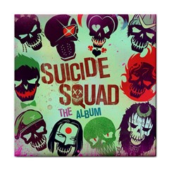 Panic! At The Disco Suicide Squad The Album Tile Coasters