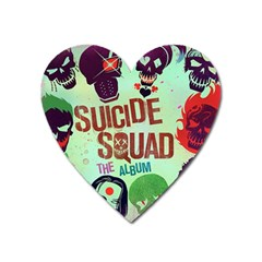 Panic! At The Disco Suicide Squad The Album Heart Magnet