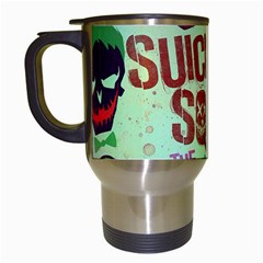 Panic! At The Disco Suicide Squad The Album Travel Mugs (White)