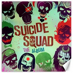 Panic! At The Disco Suicide Squad The Album Canvas 20  x 20