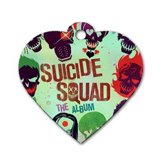 Panic! At The Disco Suicide Squad The Album Dog Tag Heart (Two Sides)