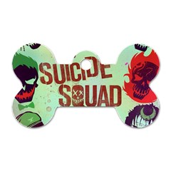 Panic! At The Disco Suicide Squad The Album Dog Tag Bone (Two Sides)
