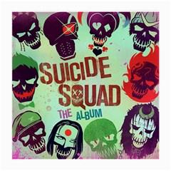 Panic! At The Disco Suicide Squad The Album Medium Glasses Cloth