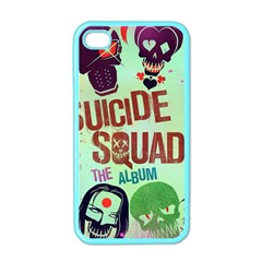 Panic! At The Disco Suicide Squad The Album Apple Iphone 4 Case (color)