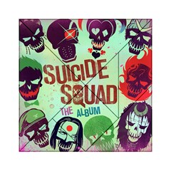Panic! At The Disco Suicide Squad The Album Acrylic Tangram Puzzle (6  x 6 )