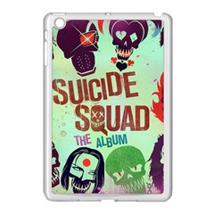 Panic! At The Disco Suicide Squad The Album Apple iPad Mini Case (White)