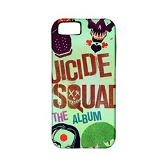 Panic! At The Disco Suicide Squad The Album Apple iPhone 5 Classic Hardshell Case (PC+Silicone)