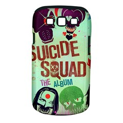 Panic! At The Disco Suicide Squad The Album Samsung Galaxy S III Classic Hardshell Case (PC+Silicone)