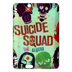 Panic! At The Disco Suicide Squad The Album Kindle Fire HDX Hardshell Case