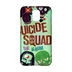 Panic! At The Disco Suicide Squad The Album Samsung Galaxy S5 Hardshell Case