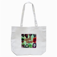 Panic! At The Disco Suicide Squad The Album Tote Bag (White)