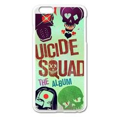 Panic! At The Disco Suicide Squad The Album Apple iPhone 6 Plus/6S Plus Enamel White Case