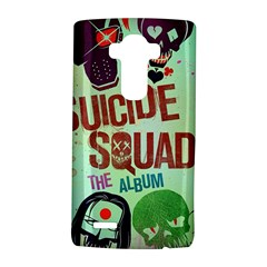 Panic! At The Disco Suicide Squad The Album LG G4 Hardshell Case