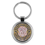 Panic! At The Disco Key Chains (Round)  Front