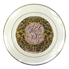Panic! At The Disco Porcelain Plates