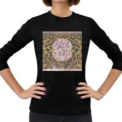 Panic! At The Disco Women s Long Sleeve Dark T-Shirts