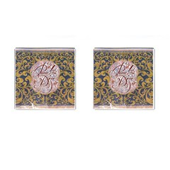 Panic! At The Disco Cufflinks (Square)
