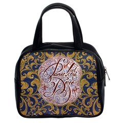 Panic! At The Disco Classic Handbags (2 Sides)