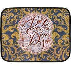 Panic! At The Disco Double Sided Fleece Blanket (Mini)