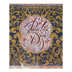 Panic! At The Disco Shower Curtain 60  x 72  (Medium)