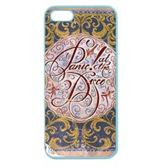 Panic! At The Disco Apple Seamless iPhone 5 Case (Color)
