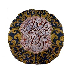 Panic! At The Disco Standard 15  Premium Round Cushions