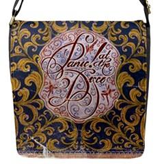 Panic! At The Disco Flap Messenger Bag (S)