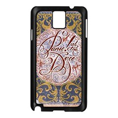Panic! At The Disco Samsung Galaxy Note 3 N9005 Case (Black)