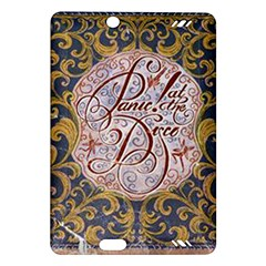 Panic! At The Disco Amazon Kindle Fire HD (2013) Hardshell Case