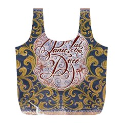 Panic! At The Disco Full Print Recycle Bags (L)