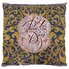 Panic! At The Disco Large Flano Cushion Case (One Side)