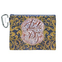 Panic! At The Disco Canvas Cosmetic Bag (XL)