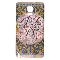 Panic! At The Disco Galaxy Note 4 Back Case