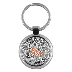 Paramore Is An American Rock Band Key Chains (Round)