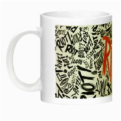 Paramore Is An American Rock Band Night Luminous Mugs