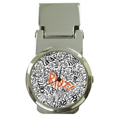 Paramore Is An American Rock Band Money Clip Watches
