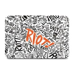 Paramore Is An American Rock Band Plate Mats