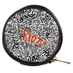 Paramore Is An American Rock Band Mini Makeup Bags