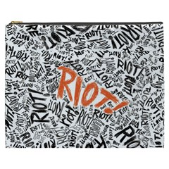 Paramore Is An American Rock Band Cosmetic Bag (XXXL)