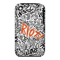 Paramore Is An American Rock Band Iphone 3s/3gs